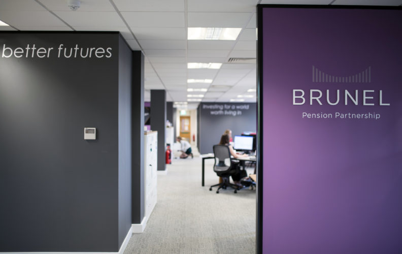 Brunel office with Values3_pic by Rebecca Faith Photography