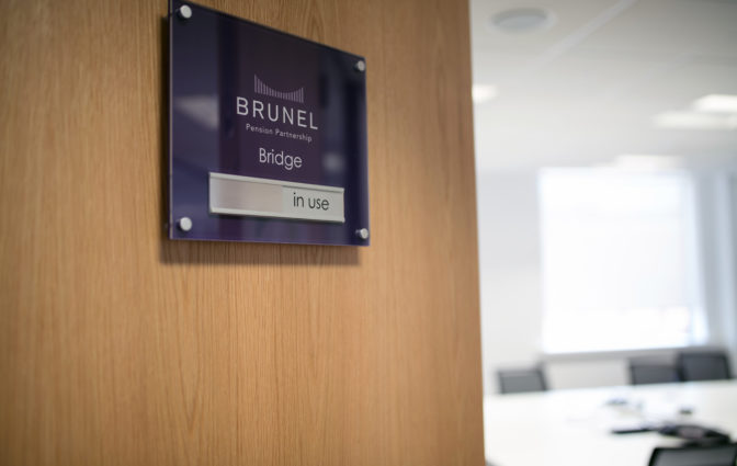 Brunel room plaque Bridge_pic by Rebecca Faith Photography