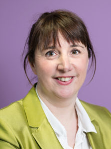 Laura Chappell, Chief Compliance and Risk Officer, Brunel Pension Partnership cr Rebecca Faith Photography